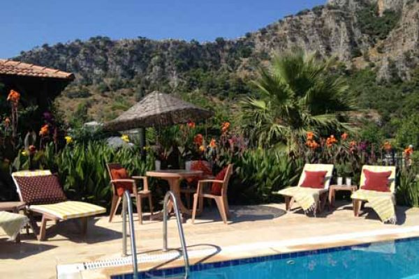 Villa Harika is a modern 4 bedroomed villa  :