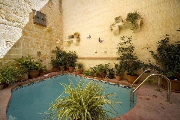 Self-Catering Farmhouse with Private Pool:
