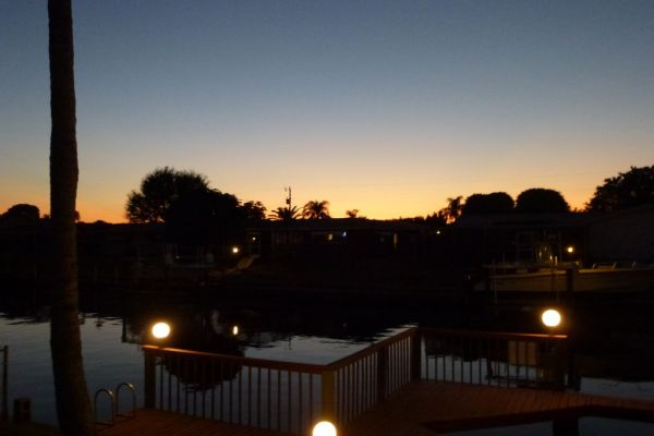 Villa Esprit  !!!Boat  Friendly !!!: Sun-Set Villa Esprit