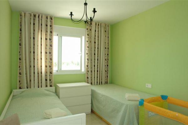 Penthouse Appartement: Schlafzimmer 3