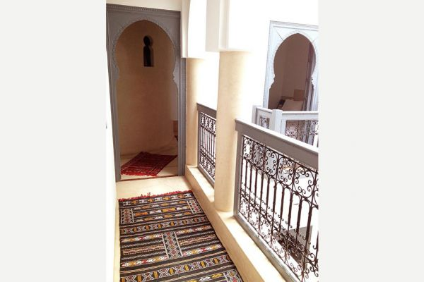 The wonderfull Riad happiness: