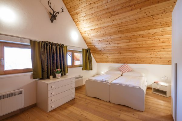 Dreamy apartments Austria: 2nd Bedroom App1