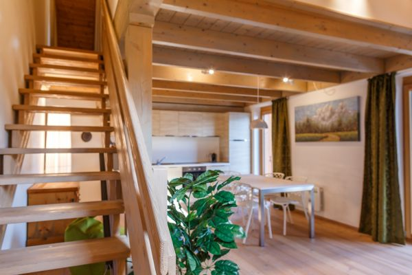 Dreamy apartments Austria: upstairs  App1+2