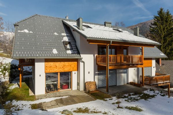 Dreamy apartments Austria: ... in the mountains ...