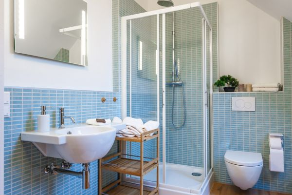 Dreamy apartments Austria: 2nd Bath App1+2
