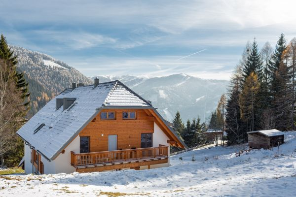 Dreamy apartments Austria: The house ...