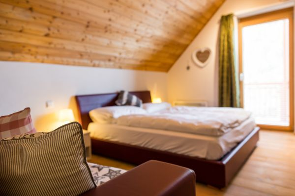 Dreamy apartments Austria: 1st Bedroom App1